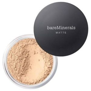 Bareminerals matte powder in fair